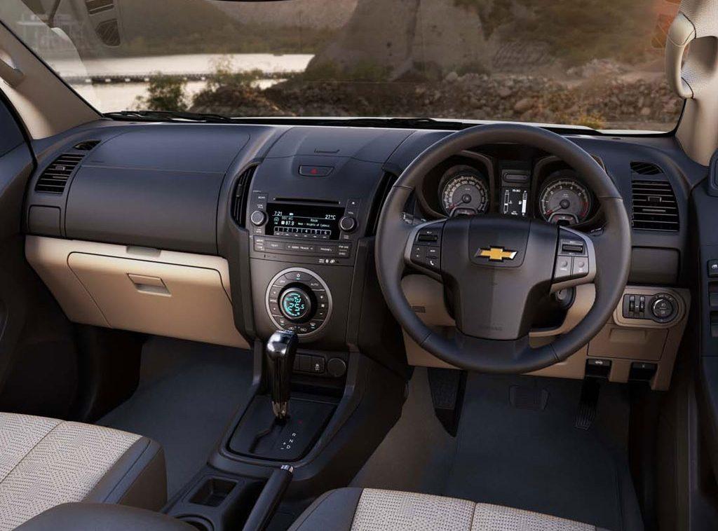 2013 Сhevrolet Сolorado. Салон красив и практичен. © Фото: General Motors